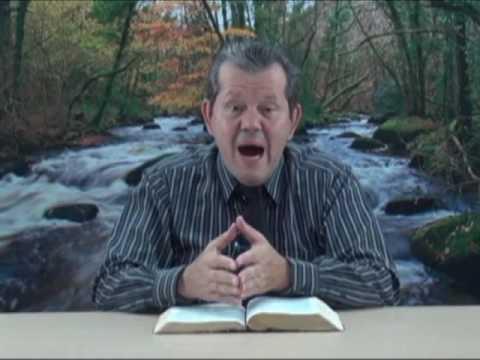 Pr Adail - Arrependei-vos pois � chegado o reino dos c�us ( Mateus 3: 1- 3 e 7- 11 ). - YouTube