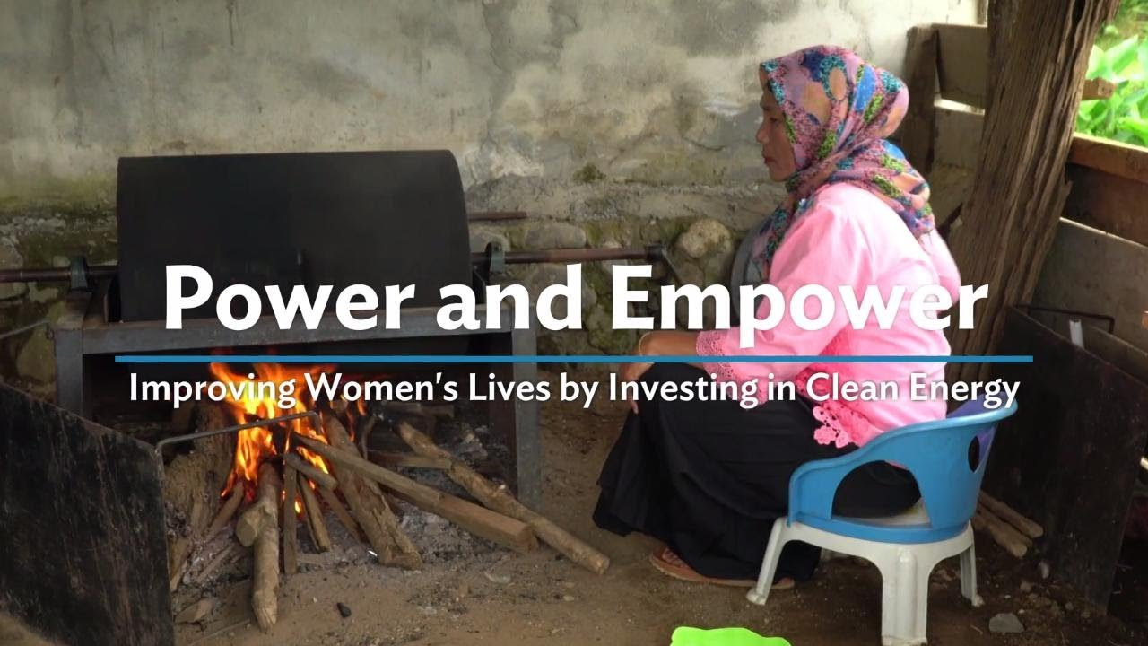South Sumatra's Geothermal Power Project Supports Rural Women's Livelihood