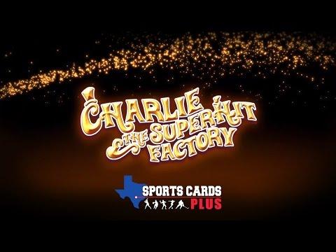 Charlie & the Super Hit Factory - Sports Cards Plus San Antonio 2016