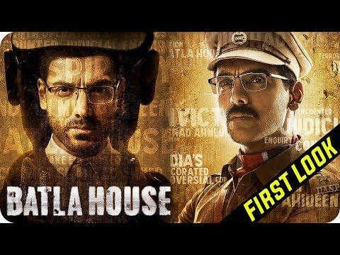 John Abraham Action Thriller Movie ''BATLA HOUSE'' First Look Mp3