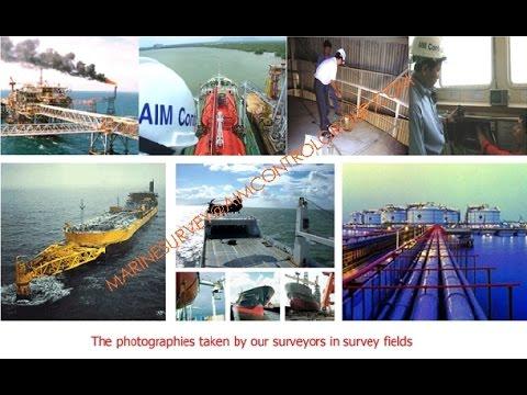 Marine survey shipping inspection