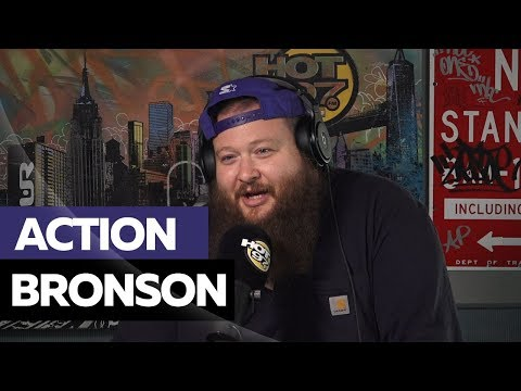Action Bronson On Running From Bears In Heels, Feeding Sade & Opens Up On Prodigy
