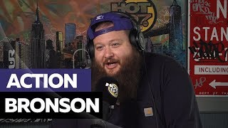 Action Bronson On Running From Bears, Feeding Sade & Opens Up On Prodigy
