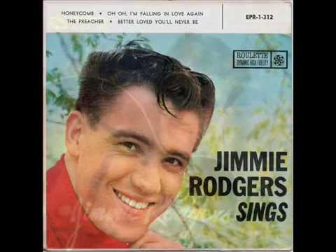 Jimmie Rodgers  Honeycomb  1957