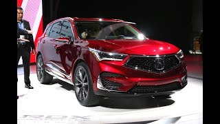2019 Acura RDX Prototype FIRST LOOK