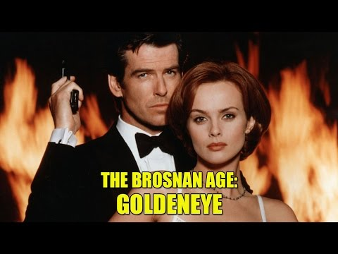 The Brosnan Age: GoldenEye (1995)