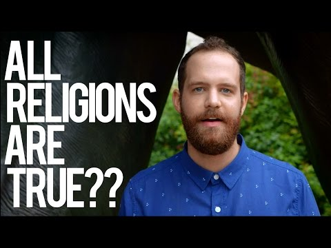 All Religions Are True?? | Blind Men & the Elephant |