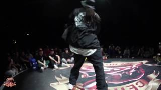 Cercle Underground 2016 - Demo Juge Hiphop  - Icee
