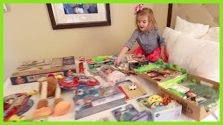She Won the Toy Lottery!(Yesterday's Vlog ▻ https://www.youtube.com/watch?v=O3osndcjfVo Don't be shy, SUBSCRIBE: http://goo.gl/VXBjhC! NIA'S CHANNEL: ..., 2016-04-29T21:00:01.000Z)