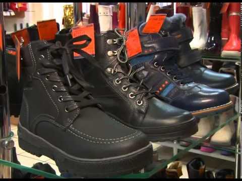 Обзор зимней коллекции обуви