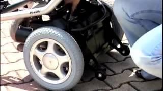 Инвалидная коляска с электроприводом A200(, 2015-09-24T15:13:21.000Z)