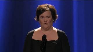 Susan Boyle sings on America's Got Talent Grand final