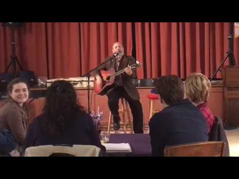 Lizzy Hilliard with Bob Croce at Our Community Cup (full set) 20170407