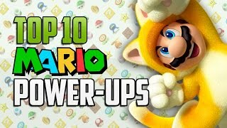 Top 10 Mario Power Ups