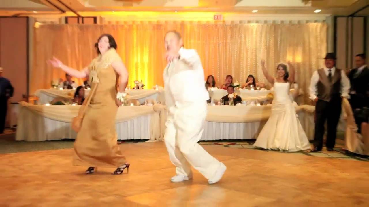 Not your ordinary Father/Daughter & Mother/Son Dance - YouTube