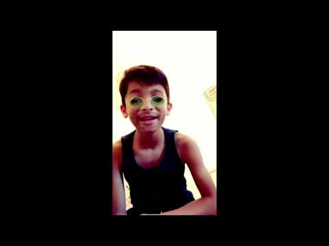 kid singing and dancing to despacito