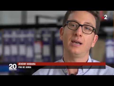 Jumia en Cote d'Ivoire - L'Afrique met le paquet - France 2 TV