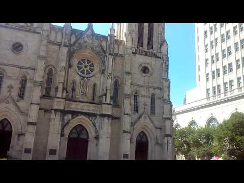 San Fernando Cathedral Church bells.