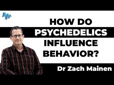 The Science of Serotonin - Dr Zach Mainen
