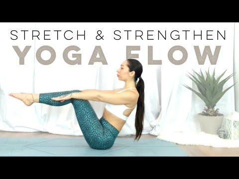 20 Minute Yoga Flow To Stretch And Strengthen