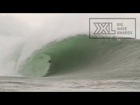 Ollie O'Flaherty at Mullaghmore - 2015 Wipeout of the Year Entry - XXL Big Wave Awards