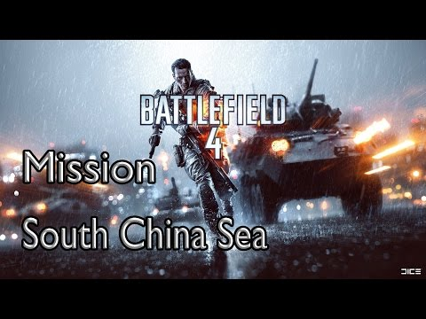 Battlefield 4 Mission South China Sea