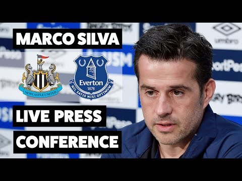 """""""NO BAINES OR JAGIELKA, BUT EVERYONE ELSE IS FIT.""""   NEWCASTLE UNITED V EVERTON PRESS CONFERENCE"""