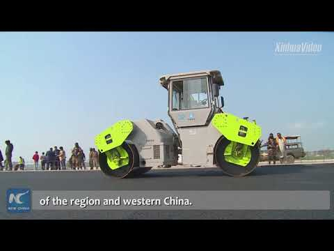China-Pakistan Economic Corridor is a platform for development: Pakistani PM