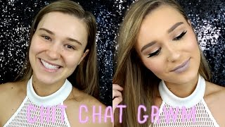 Chit Chat GRWM | Shani Grimmond