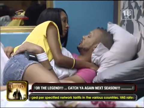 Talia Fearing The Consequences   Big Brother Africa StarGame   Africa's Top Reality TV Show