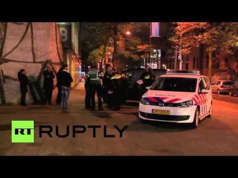 Netherlands: Suspicious Belgian car found in Rotterdam