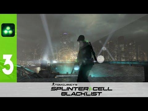 Splinter Cell: Blacklist - Ep 3 - Les Ingénieurs - Playthrough FR ᴴᴰ