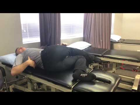 Physio Favourite Lower Back stretch