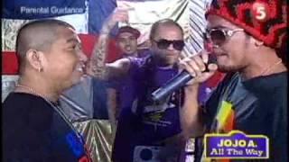 Repeat youtube video KrazykyleTV War Rap - Mike Kosa vs. Ayeman