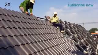 Yeni Çatı Kaplama Nasıl Yapılır (0216 367 25 25) İstanbul Çatı Yapımı Merkezi