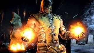 Mortal Kombat X Online Gameplay & Fatalities PC Ultra Settings