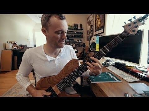 Chord Lesson for Bass Guitar - Vlog #342 September 29th 2018