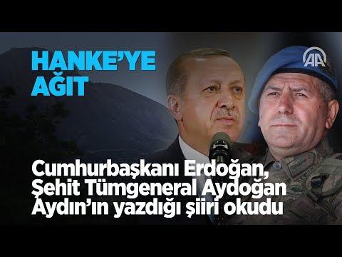 """Erdoğan`dan """"Hanke`ye ağıt"""" !"""