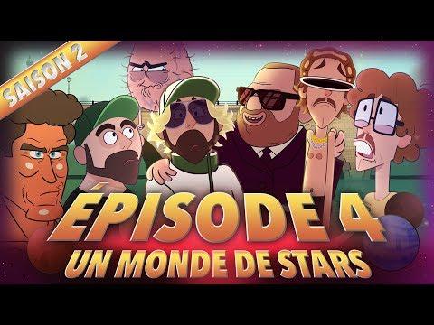 Les Aventures de la Couille Cosmique S02 Ep4