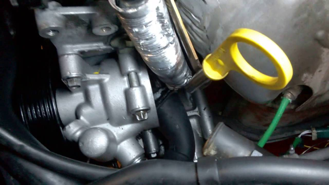Ford Focus Bomba Hidraulica Tren Delantero Taller Mecanico