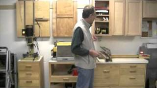 12 Lessons For The New Down To Earth Woodworking Shop, Part 1.mov