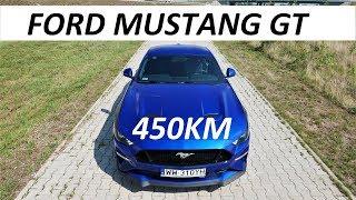 2018 Ford Mustang GT 5.0 V8 / 450KM - TEST PL