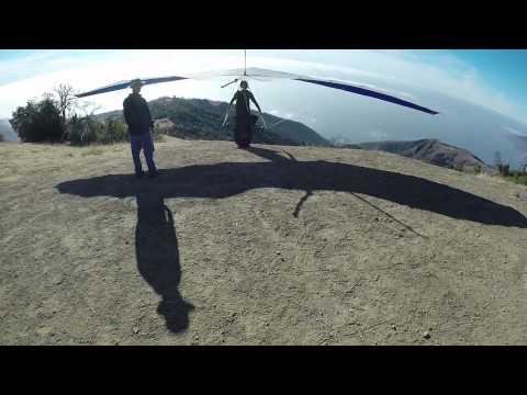 Big Sur Hang Gliding