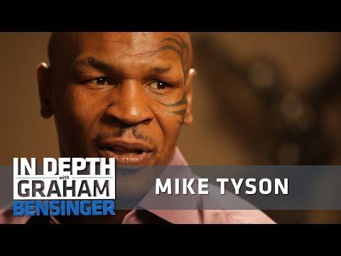 Mike Tyson: People are jealous of Floyd Mayweather, Jr.