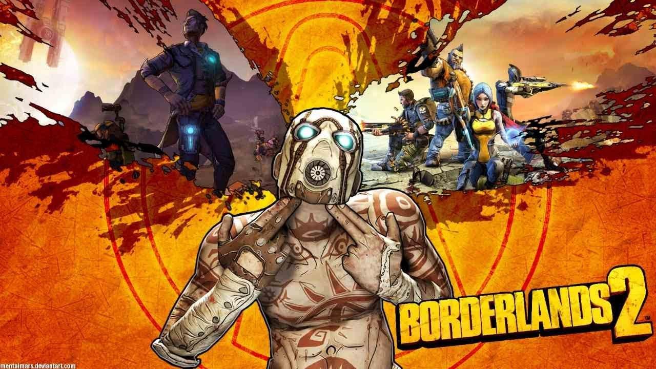 Borderlands 2 - True Vault Hunter Mode -  Borderlands  Borderlands2