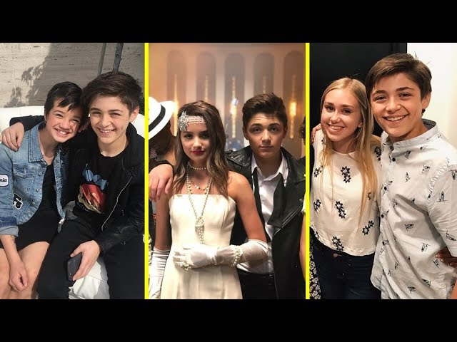 New Girlfriend...!!! Girls Asher Angel Has Dated 2019