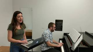 Thank You (Bunny's Song) - by Daniel Ruffing, Performed by Audrey Hare - Jenna Marbles Musical