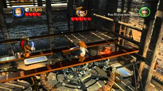 LEGO Pirates of the Caribbean Gameplay (PC)