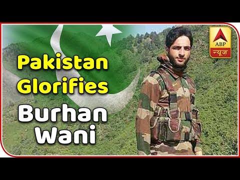 Pakistan Declares Hizbul Terrorist Burhan Wani A
