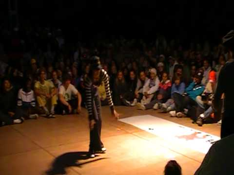 Yoshie vs Salah locking final SDK 2009